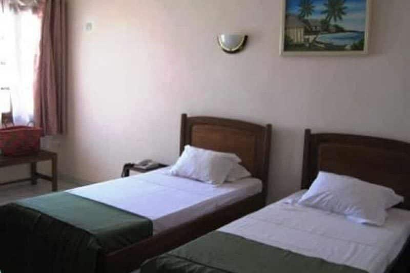 Firdross hotel à Diego-Suarez - Madagascar