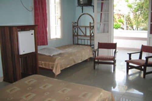 Frédéric Hotel w Tamatave - Madagaskar