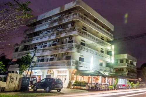 Generation hotel in Tamatave - Madagascar