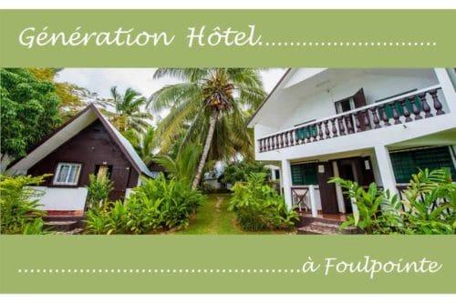 Genes hotel foulpointe in Foulpointe - Madagascar