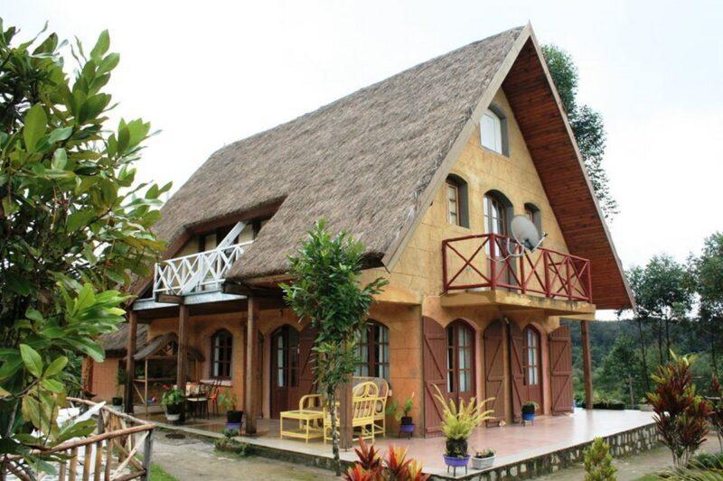 grand bungalow famille grace lodge andasibe