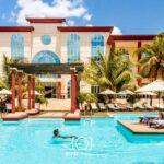 Grand Hotel Colbert w Diego-Suarez