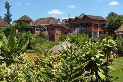 Hotel Green Park a Antsirabe - Madagascar