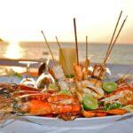homard andilana beach resort nosy be