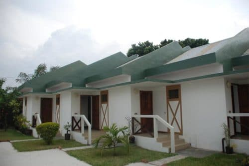 Hotel beanana na Madagaskarze