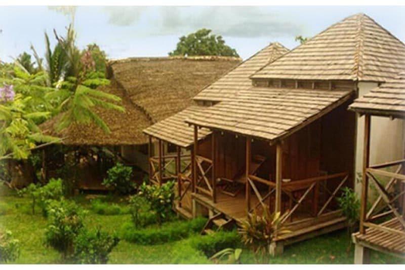 Hotel benjamen à Nosy Be - Madagascar