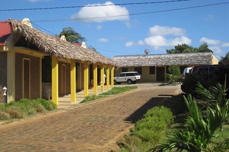 Hôtel careva à Diego-Suarez - Madagascar