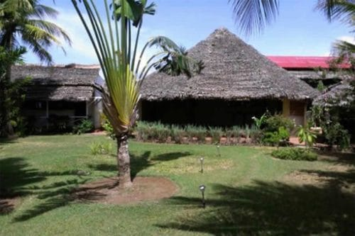 Hotel chez pat in Nosy Be - Madagaskar