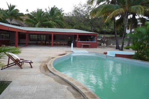 Bay Hotel w Diego-Suarez - Madagaskar