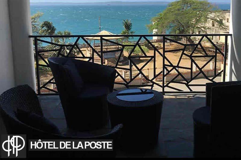 Hôtel de la poste à Diego-Suarez - Madagascar