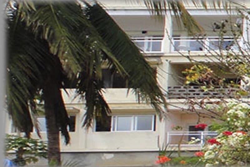 Hôtel de la rade à Diego-Suarez - Madagascar