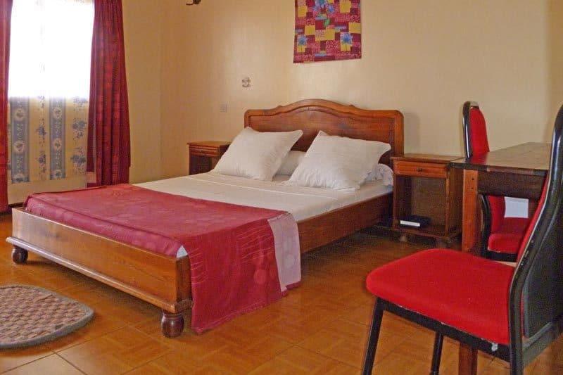 Hotel diego ambassador in Madagascar