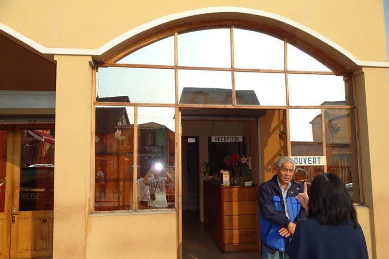 Hotel du centre à Ambositra - Madagascar