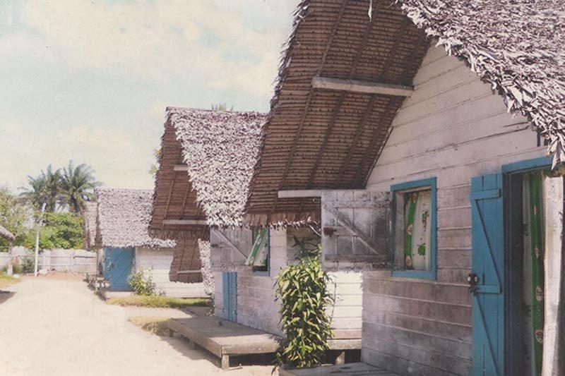 Hôtel du centre à Maroantsetra - Madagascar