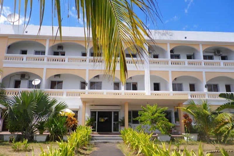 Hôtel du phare à Mahajunga - Madagascar