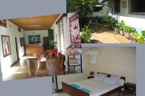 Hotel Fian Tsilaka na Madagaskarze