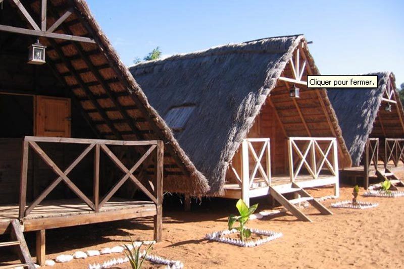 Hotel Fitia à Ifaty - Madagascar
