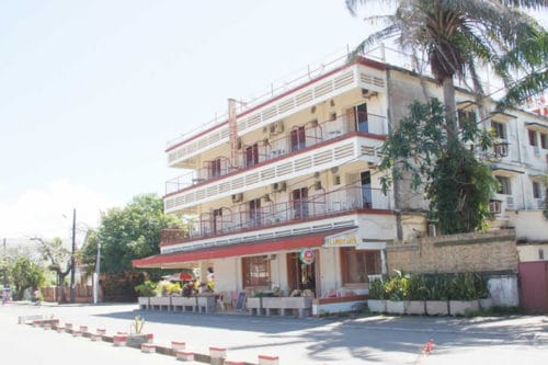 Hôtel flamboyants à Tamatave - Madagascar