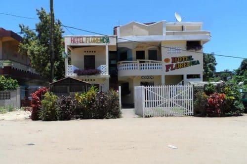 Hotel florencia in Sambava - Madagascar