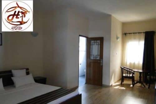 Hotel h1 a Antsirabe - Madagascar