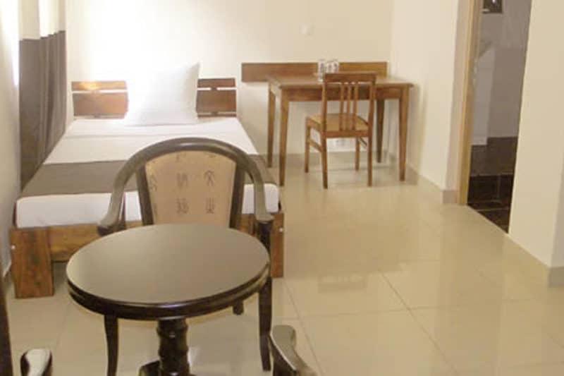 Hôtel H1 à Tamatave - Madagascar