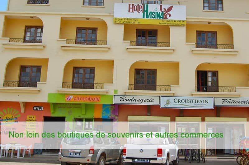 Hotel Hasina à Antsirabe - Madagascar