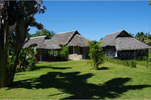 Lagoon Hotel in Foulpointe - Madagascar