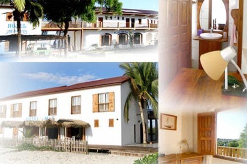 Hotel Maeva in Morondava - Madagascar
