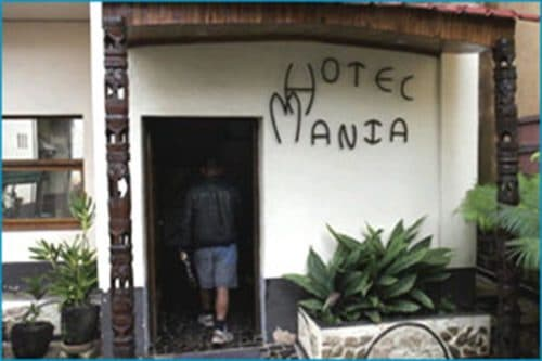 Hotel mania à Ambositra - Madagascar