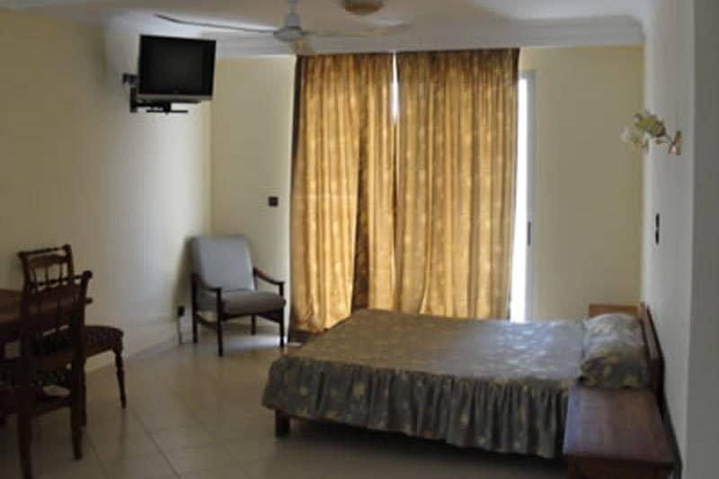 Hôtel Menabe à Morondava - Madagascar