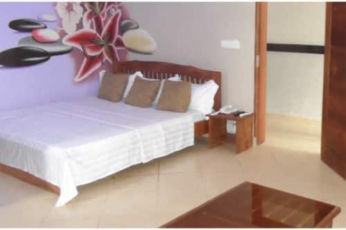 Hotel Mora Mora w Diego-Suarez - Madagaskar