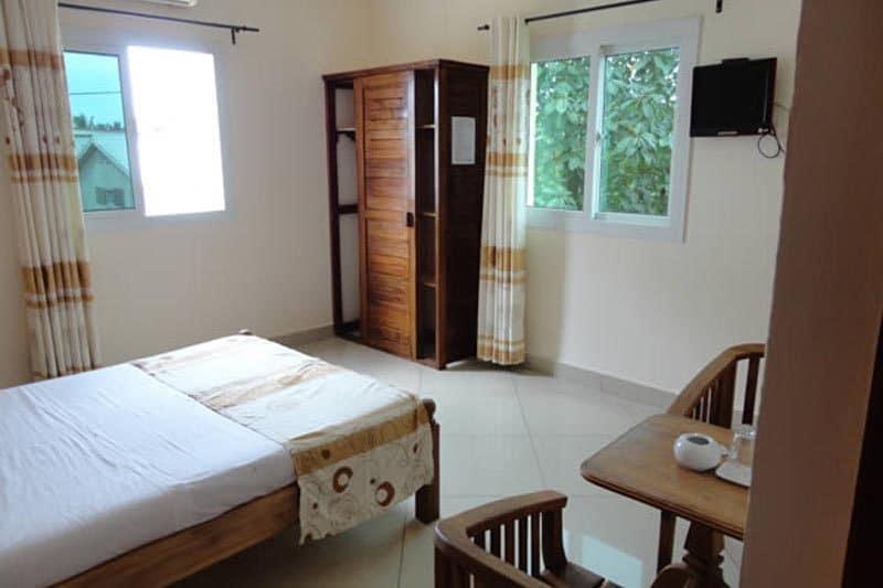 Hôtel Nica à Tamatave - Madagascar