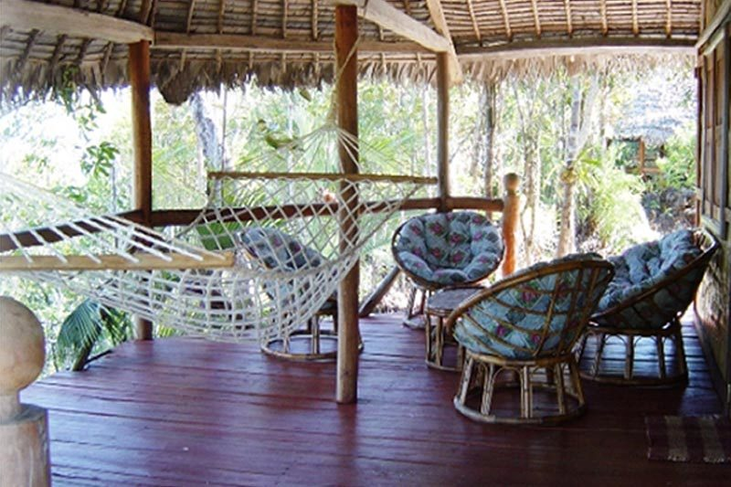 Hôtel Palmarium à Akanin'ny Nofy - Madagascar