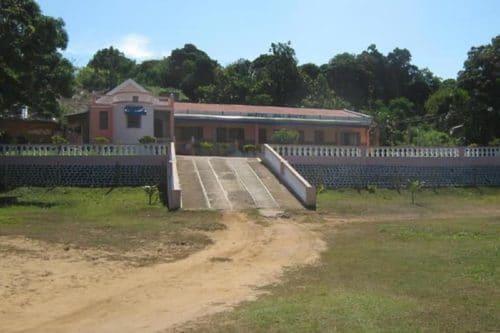 Hotel Palmiste w Sambava - Madagaskar