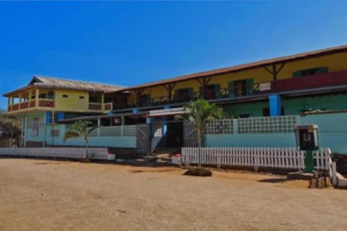 Menabe hotel ristorante a Morondava - Madagascar