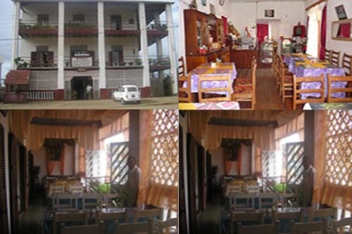 Manantena Hotel Restaurant w Tamatave - Madagaskar
