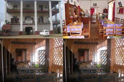 Hôtel restaurant Manantena à Tamatave - Madagascar