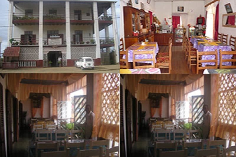 Manantena Hotel Restaurant in Tamatave - Madagascar