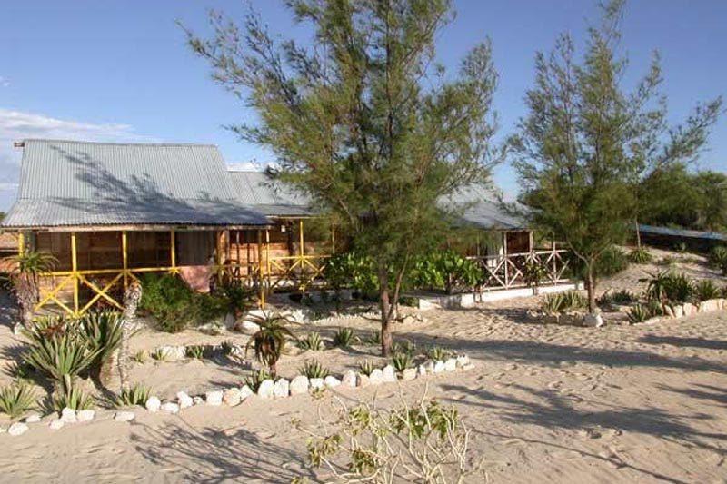 Hôtel Soalaza à Anakao - Madagascar
