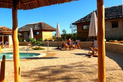Hotel Soliadaire Mangily à Ifaty - Madagascar