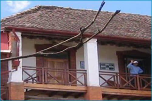 Hotel tsaralaza angelino à Ambositra - Madagascar