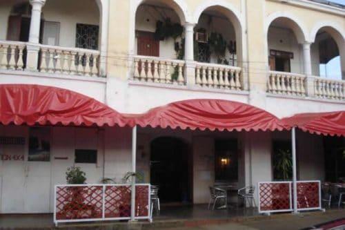 Hotel vAaliha à Diego-suarez - Madagascar