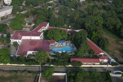 Vicory Hotel a Tulear - Madagascar