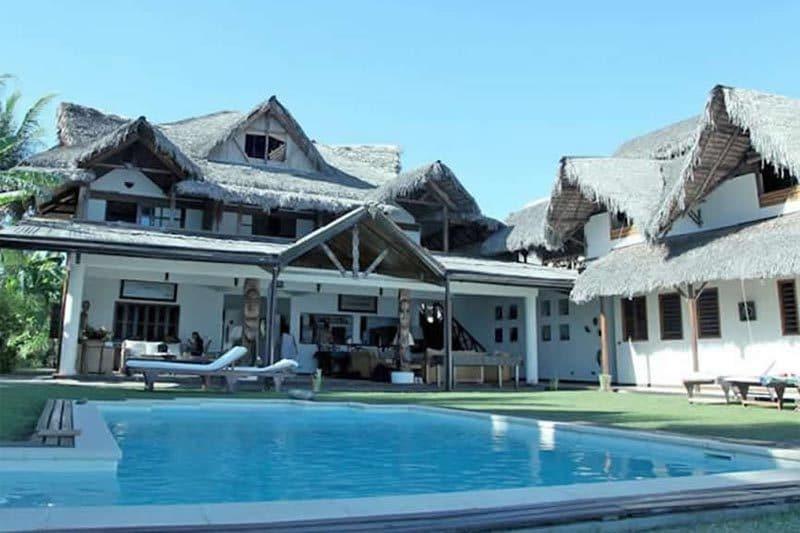 Hotel villa valiha à Nosy Be - Madagascar