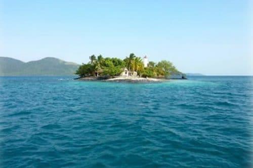 Prywatny hotel na wyspie Nosy Vorona - Madagaskar