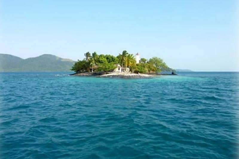 Hôtel île privée Nosy Vorona - Madagascar