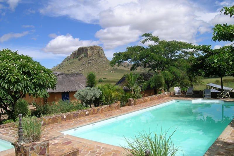 Hôtel Isalo ranch à Ranohira - Madagascar