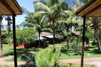 jardin bungalow hotel de la baie antsiranana diego suarez