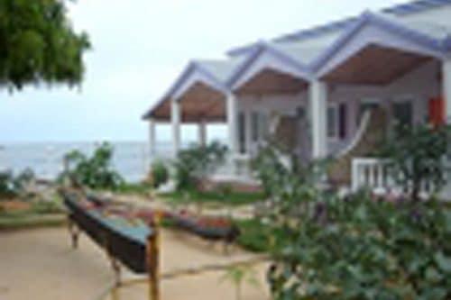 Hotel Jardin de Beravy w Tulear - Madagaskar