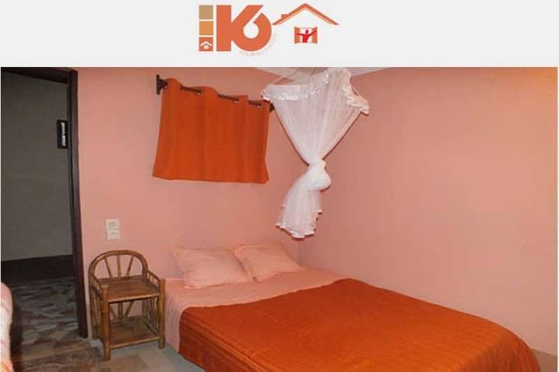 k6 łóżko i śniadanie w Ivato - Antananarivo
